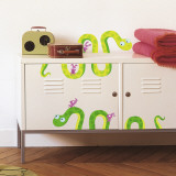 Snakes (Water Resistant Decal) Wall Decal