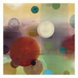 Circle Dreams II Giclee Print by Selina Werbelow
