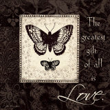 Gift of Love Posters by Jo Moulton