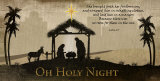 Oh Holy Night Prints by Jennifer Pugh