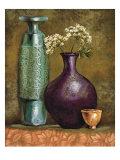 Persian Gardens II Premium Giclee Print by Selina Werbelow