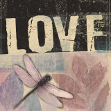 Love Prints by Louise Carey