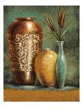 Persian Gardens I Premium Giclee Print by Selina Werbelow