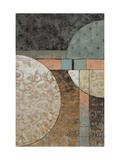 Geo Round Squared I Prints by John Kime