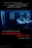 Paranormal Activity Prints