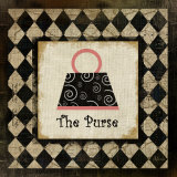 The Purse Posters by Jennifer Pugh