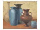 Aeryl Urns I Premium Giclee Print by Jordan Gray