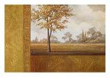 Golden Autumn I Premium Giclee Print by Jordan Gray