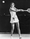 Chris Evert Foto