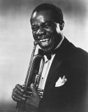 Louis Armstrong Fotografa