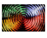 Abstract Colorful Swirl Photographic Print by Teo Alfonso