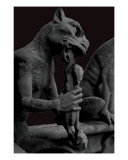Notre Dame Gargoyle Photographic Print by Christine Kaiser