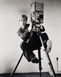 Buster Keaton Photographie