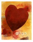 Love Giclee Print by Elena Ray