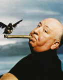 Alfred Hitchcock Foto