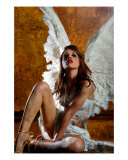 Fallen Angel Fine Art Photographic Print by River Clark