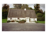 Little Irish Cottage Photographic Print by Kathleen Sharkey