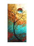 Shimmering Force Giclee Print by Megan Aroon Duncanson