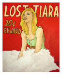 Lost Tiara 2 Giclee Print by Imelda Moss