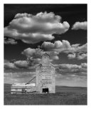 Grain Elevator 2 Photographic Print by Steve Epstein