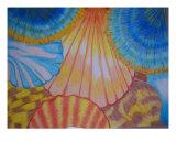Seashells By The Seashore Giclee Print by Joanna Smith
