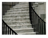 Marble Staircase Photographic Print by Robert M Worth Jr