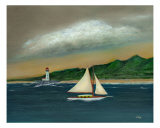 Homeward Giclee Print by Gordon Beck