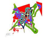 09067 Motiv 4 11 Giclee Print by andreas kovar