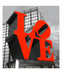 Love Park Photographic Print by Michelle Ciarlo-hayes