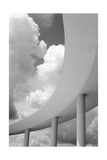 Sky Rail 1 Photographic Print by John Gusky