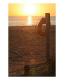 Beach At Sunset Photographic Print by Nadine Rippelmeyer