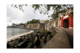 City Gate, Old San Juan, Puerto Rico Photographic Print by George Oze