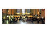 Grand Central Station Panorama Photographic Print by Marc Jackson