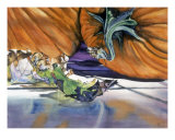 Secondary Pumpkin Giclee Print by Martha Stewart