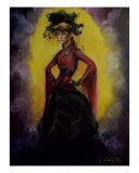Couture 1 Giclee Print by Anthony Blake