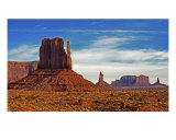 Monument Valley Photographic Print by Rob German
