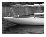 Sailboat Stern View 1 Photographic Print by Mary-anne Ganley