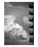 Balconies In The Sky Photographic Print by Brian O'rourke