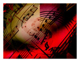 Colorful Notes Photographic Print by Megan Kardell