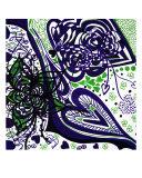 Psychedelic Love Giclee Print by Svetlana Mueller