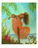 Caribbean Joy 2 Giclee Print by Kyoko Yamaji