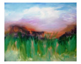 Whispering Winds Giclee Print by Terese Dombrowski