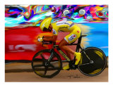 Tour De Sachse Giclee Print by Tom Sachse