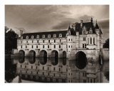 Chateau De Chenonceau 2 Photographic Print by Kuntal Daftary