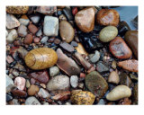 River Rocks Photographic Print by Glenn Mccoll