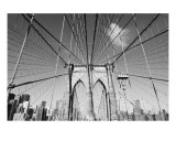Brooklyn Bridge, New York, Ny Photographic Print by Fraser Hall