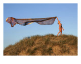 Blowing In The Wind Photographic Print by vincent abbey