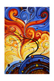 Whirlwind Giclee Print by Megan Aroon Duncanson