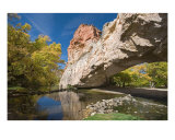 Natural Bridge Photographic Print by Mary Lane