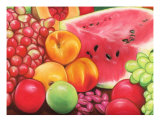Fruit Giclee Print by Paula Parker